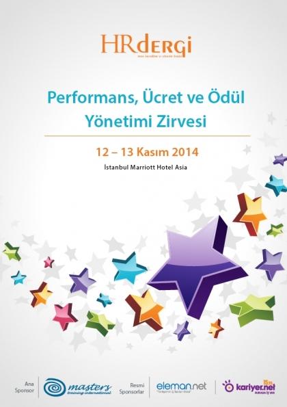 Performans, Ücret ve Ödül Yönetimi Zirvesi Etkinlik Afişi
