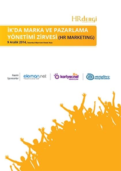 İK'da Marka ve Pazarlama Yönetimi Zirvesi Etkinlik Afişi