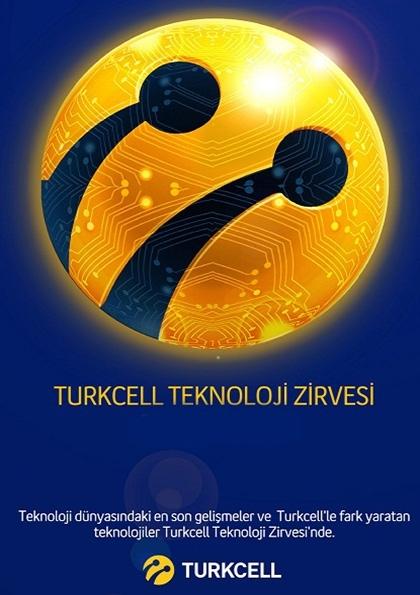 Turkcell Teknoloji Zirvesi 2014 Etkinlik Afişi