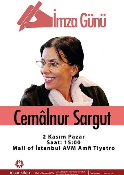Cemalnur Sargut- İmza günü Etkinlik Afişi