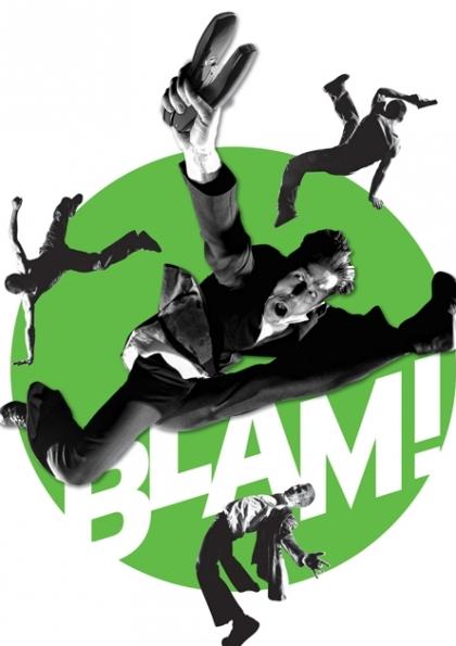 Blam! Tiyatro Oyunu Etkinlik Afişi