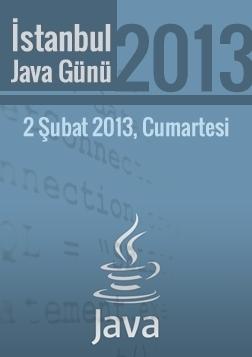 İstanbul Java Günü 2013 Etkinlik Afişi