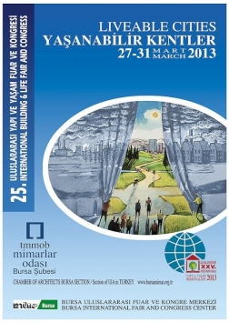 25. Uluslararası Yapı ve Yaşam Fuarı ve Kongresi Etkinlik Afişi