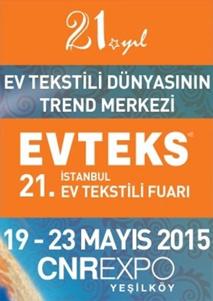 EVTEKS 2015 Etkinlik Afişi