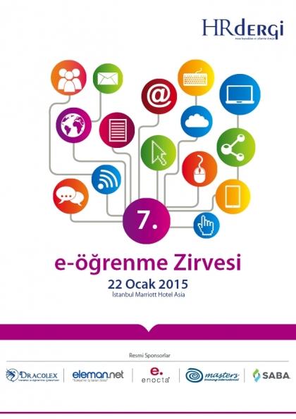 7. e-Öğrenme Zirvesi Etkinlik Afişi