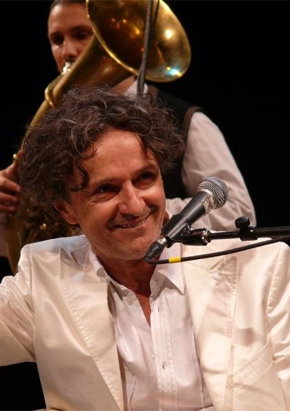Goran Bregovic Ankara Konseri Etkinlik Afişi