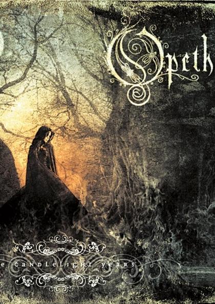 Opeth Konseri Etkinlik Afişi