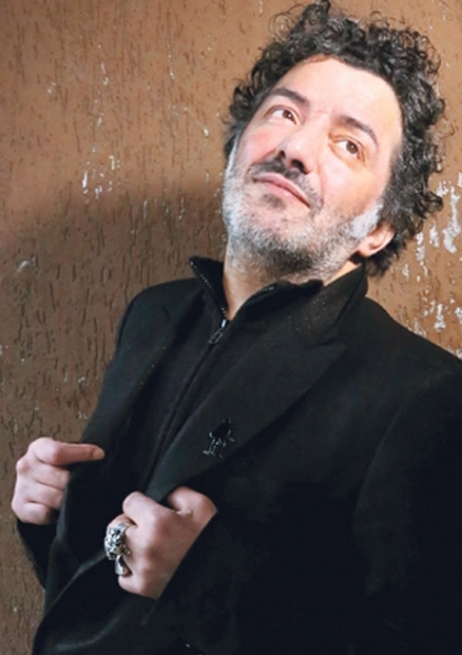 Rachid Taha Ankara Konseri Etkinlik Afişi