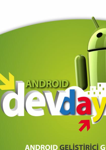 Android Geliştirici Günleri 2015 Etkinlik Afişi