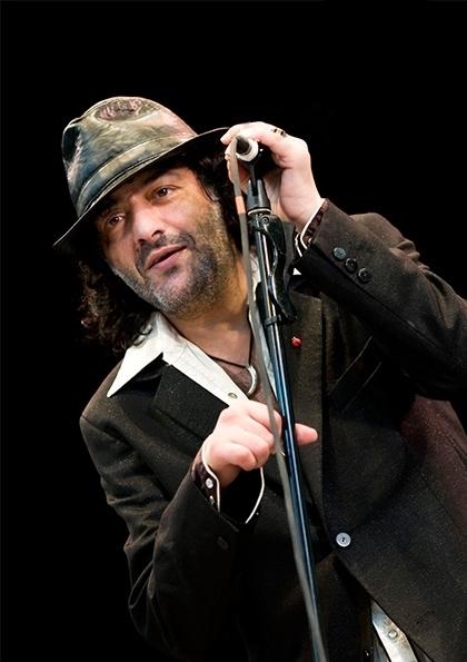 Rachid Taha İzmir Konseri Etkinlik Afişi