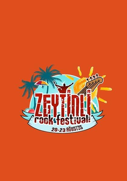 Zeytinli Rock Festivali Etkinlik Afişi