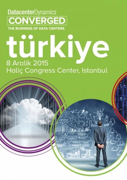 Datacenter Dynamics Istanbul Konferansı Etkinlik Afişi