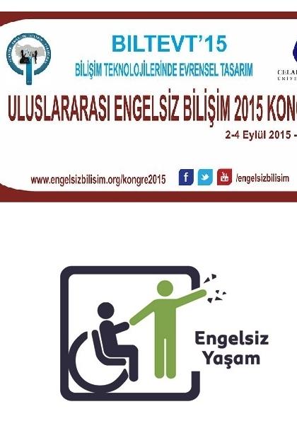 Engelsiz Bilişim Kongresi Etkinlik Afişi