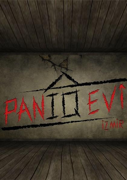 PanIQ Evi İzmir Evden Kaçış Oyunu Afişi
