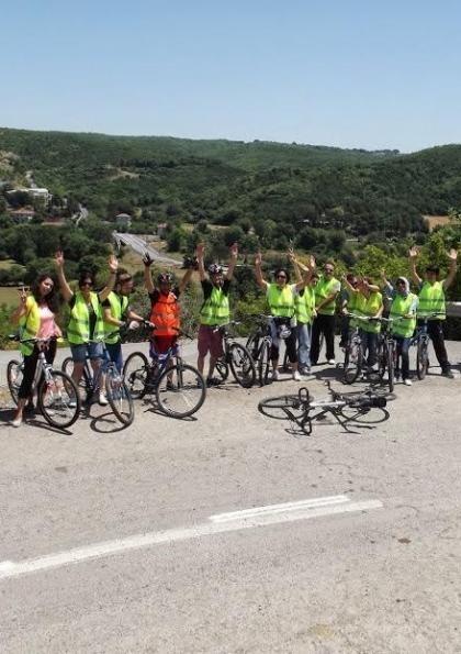 Mersin Bisiklet Turu –Butik Tur Afişi
