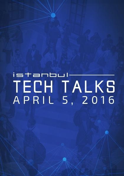 Istanbul Tech Talks 2016 Etkinlik Afişi