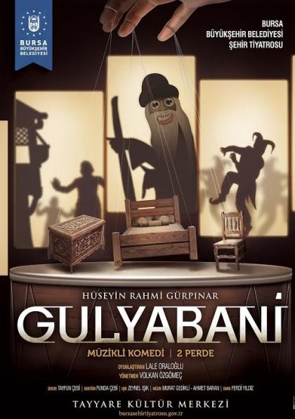 Gulyabani Tiyatro Oyunu