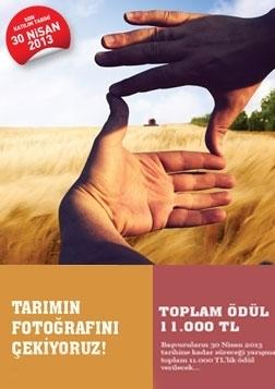 'Bu Toprakların Rengi' Basın Fotoğraf Yarışması Etkinlik Afişi
