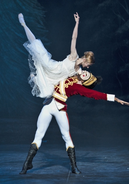 The Nutcracker On Ice İstanbul Afişi