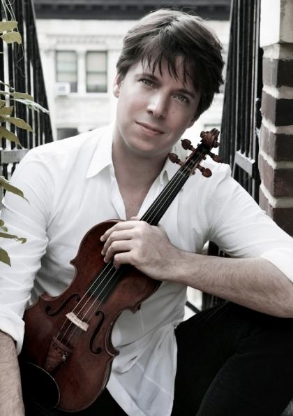 Joshua Bell İstanbul Konseri Afişi
