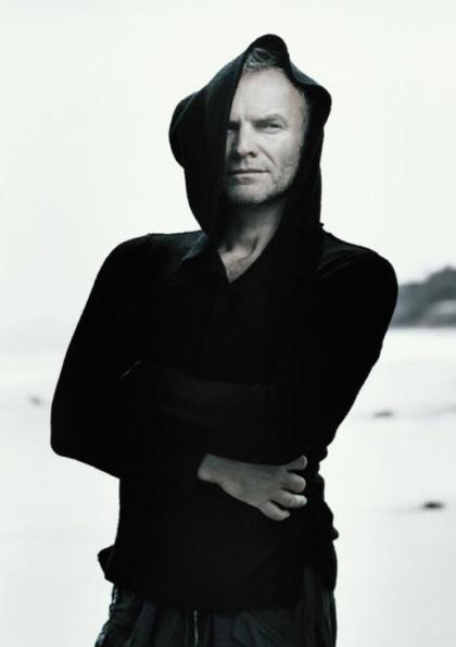 Sting Antalya Konseri Afişi