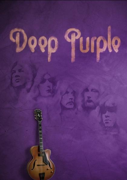 Deep Purple Antalya Konseri Etkinlik Afişi