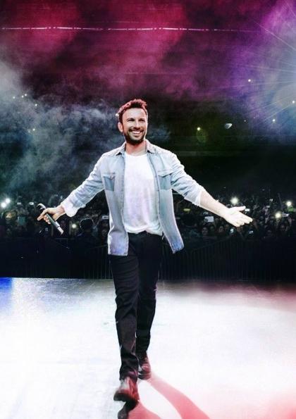 Tarkan Antalya Konseri Etkinlik Afişi