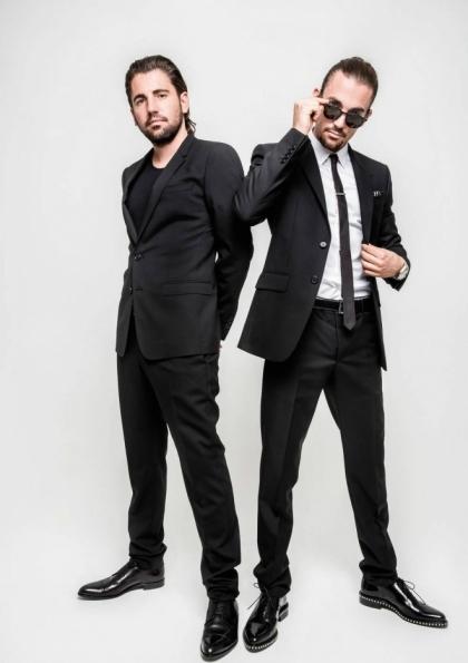 Dimitri Vegas & Like Mike Antalya Etkinlik Afişi