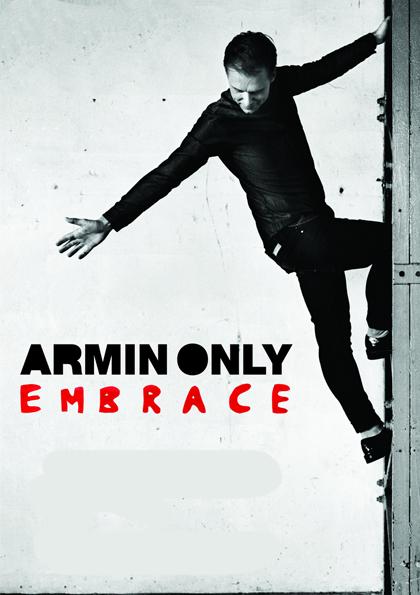 Armin Only Embrace İstanbul Afişi