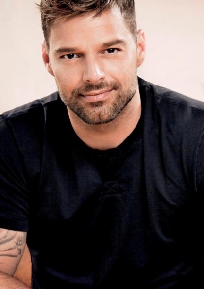 Ricky Martin Konseri Etkinlik Afişi