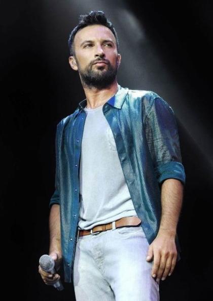Tarkan İstanbul Konseri (3 Eylül) Etkinlik Afişi