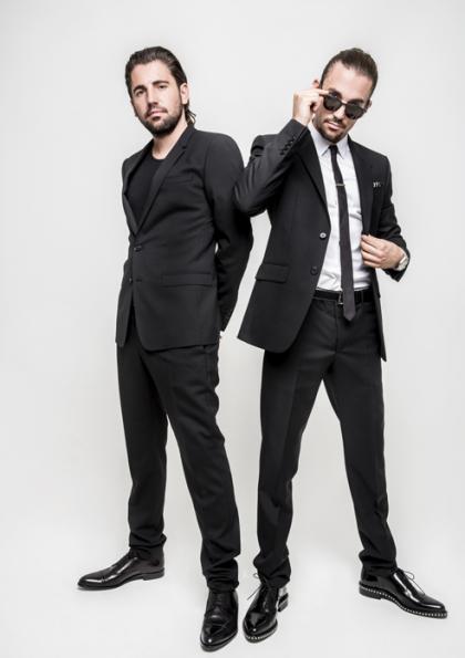 Dimitri Vegas & Like Mike Antalya Konseri Afişi