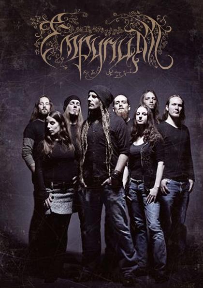 Empyrium İstanbul Konseri Afişi