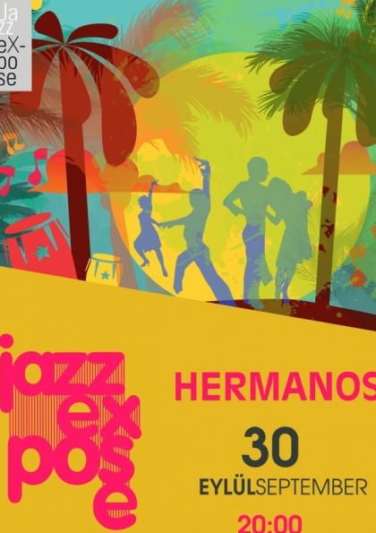 JazzExpose / Hermanos Afişi
