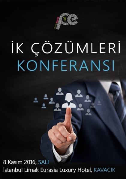 İK Çözümleri Konferansı Afişi