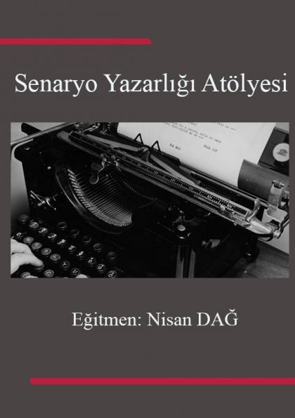 Senaryo Yazarlığı Atölyesi Afişi