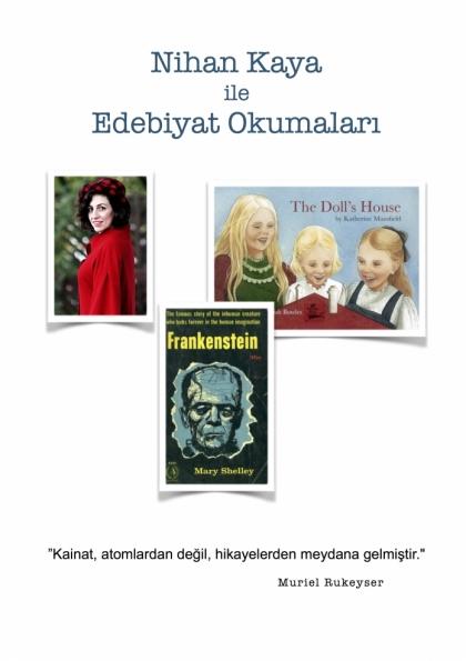 Nihan Kaya ile Edebiyat Okumaları Etkinlik Afişi