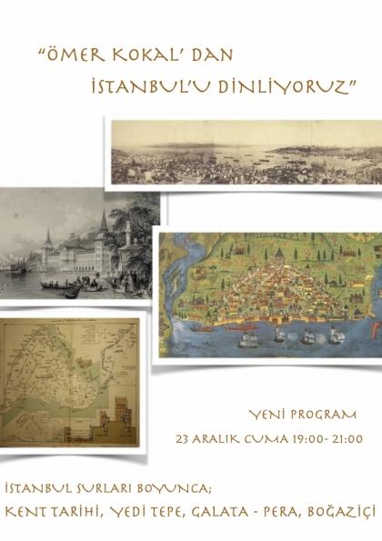 Ömer Kokal ile İstanbul'u Dinliyoruz