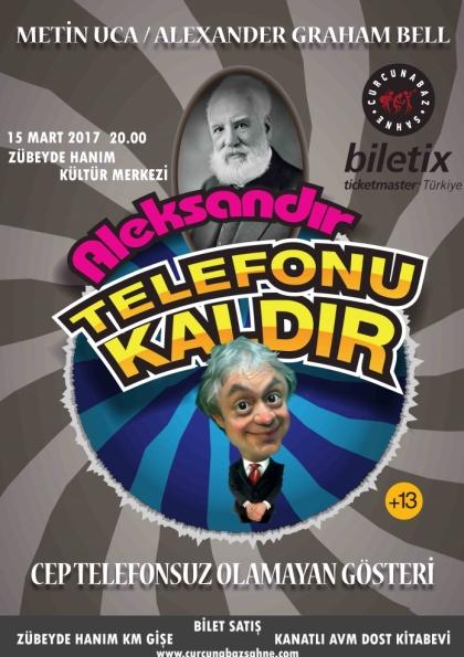 ALEKSANDIR TELEFONU KALDIR