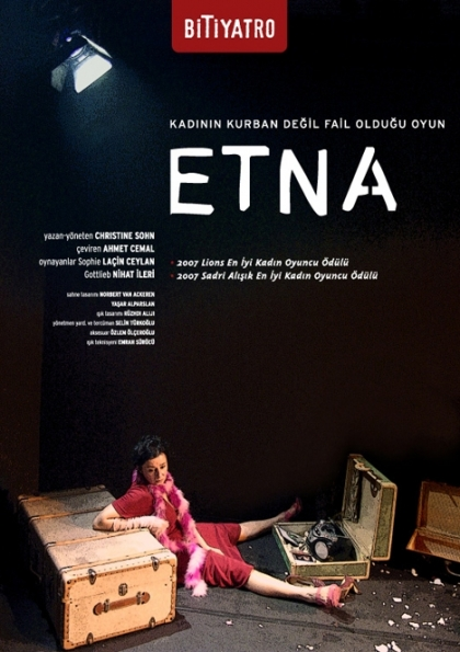 Etna: Bedendeki Kuyular Etkinlik Afişi