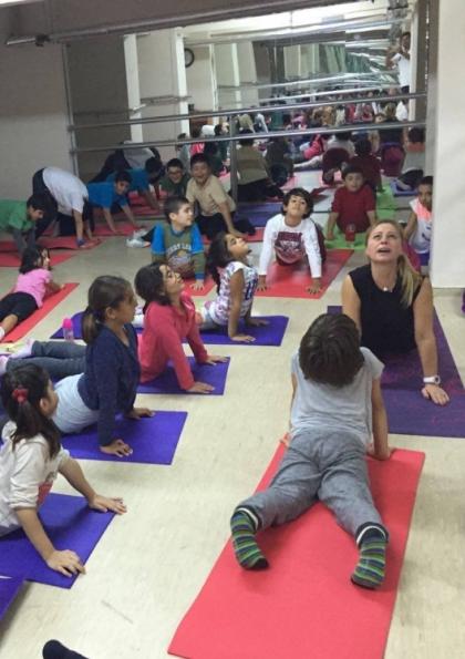 Çocuk Yogası ( 4 Haftalık )