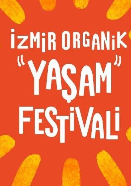 İzmir Organik Yaşam Festivali Afişi