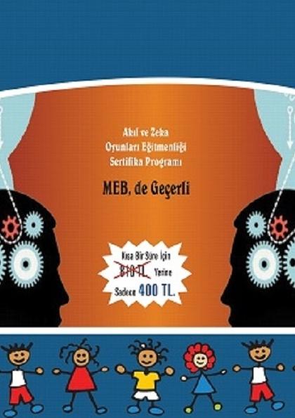 Akıl Zeka Oyunları Sertifika Programı