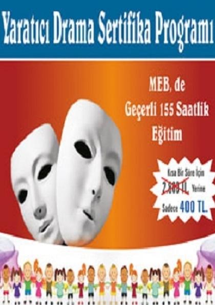 Yaratıcı Drama Sertifika Programı