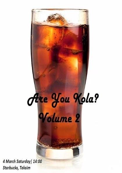 Are You Kola? Volume 2