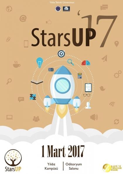 StarsUp'17 Afişi