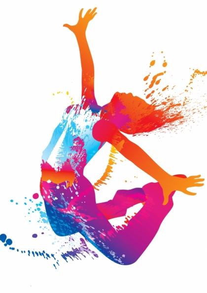 EGA Dans ile Hiç Bilmeyenlere Özel ZUMBA Afişi