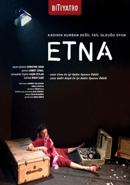 Etna: Bedendeki Kuyular Afişi