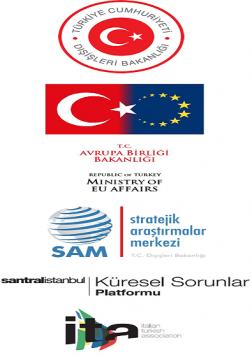 Uluslararası Barış İçin Bilim Konferansı Etkinlik Afişi