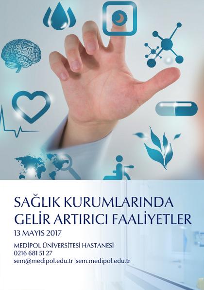 Sağlık Kurumlarında Gelir Artırıcı Faaliyetler Etkinlik Afişi
